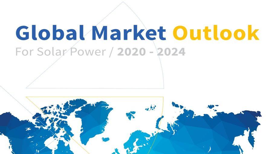 Global Market Outlook For Solar Power 2020-2024