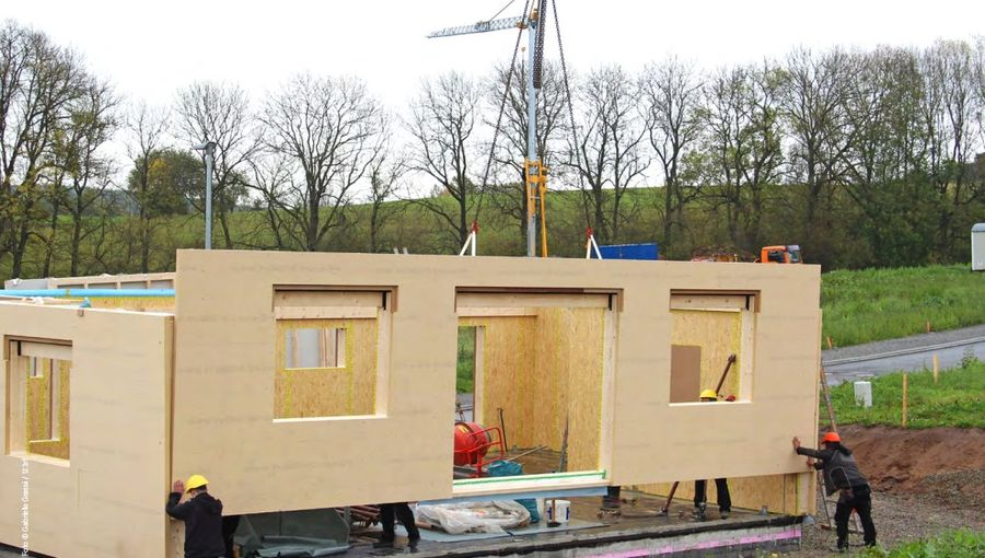 Sustainable Construction: The Prefabrication Opportunity