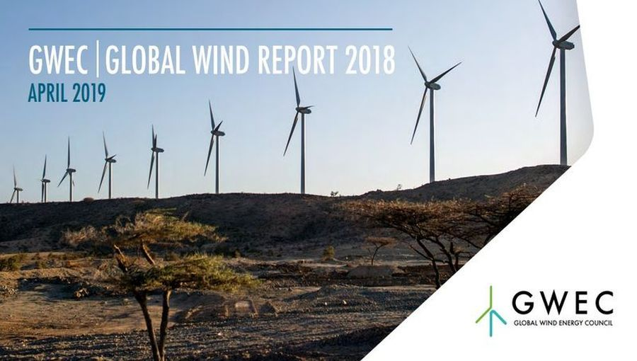Global Wind Report 2018 by GWEC