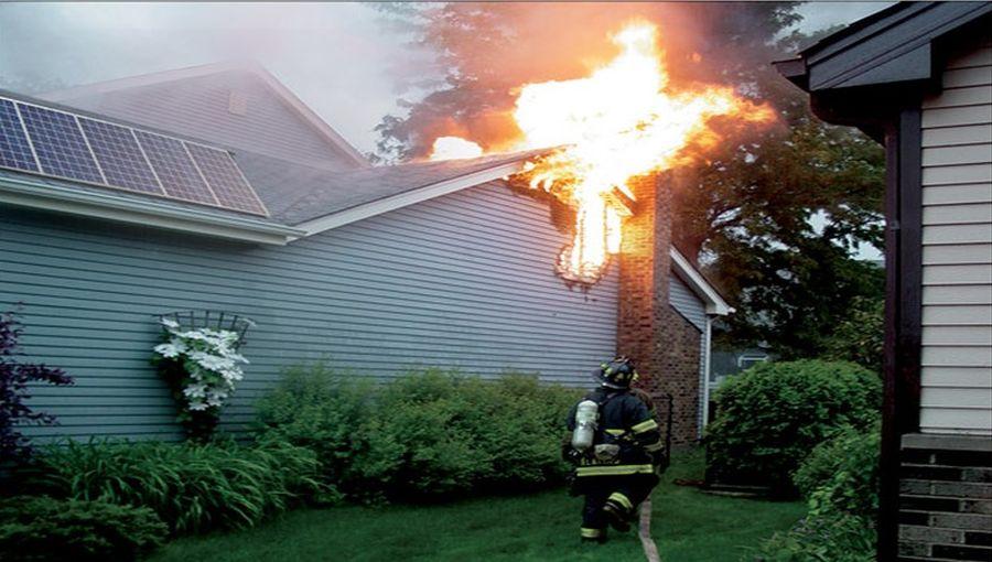 Guideline For Assessing Fire Risks In Solar Power Plants