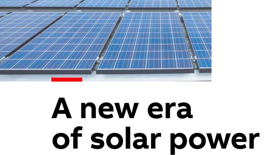 A New Era Of Solar Power, Challenges and Opportunities