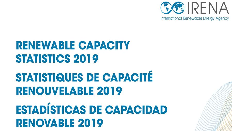 Renewable Energy Statistics 2019