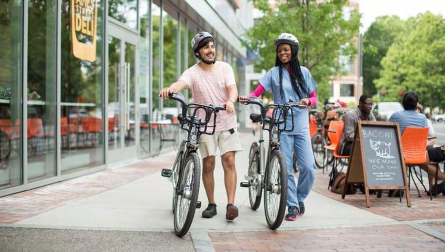 Shared MicroMobility in USA 2018
