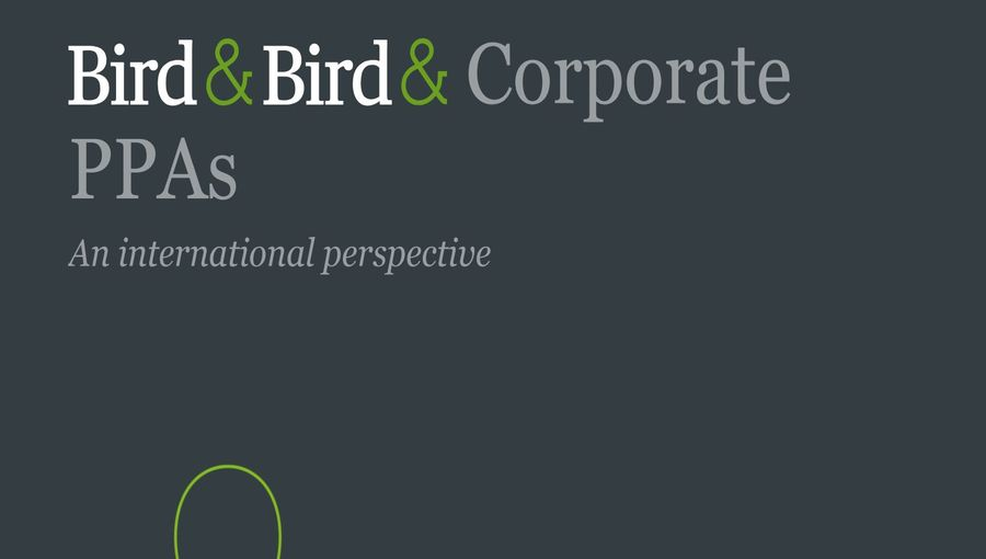 Corporate PPA's , An International Perspective