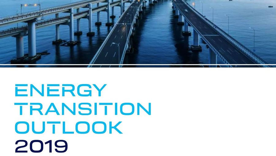 Energy Transition Outlook 2019,  A Global Forecast To 2050