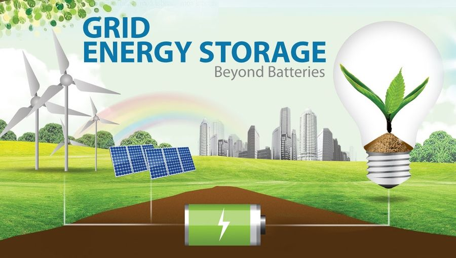 Levelized Cost Of Electricity Storage 2020