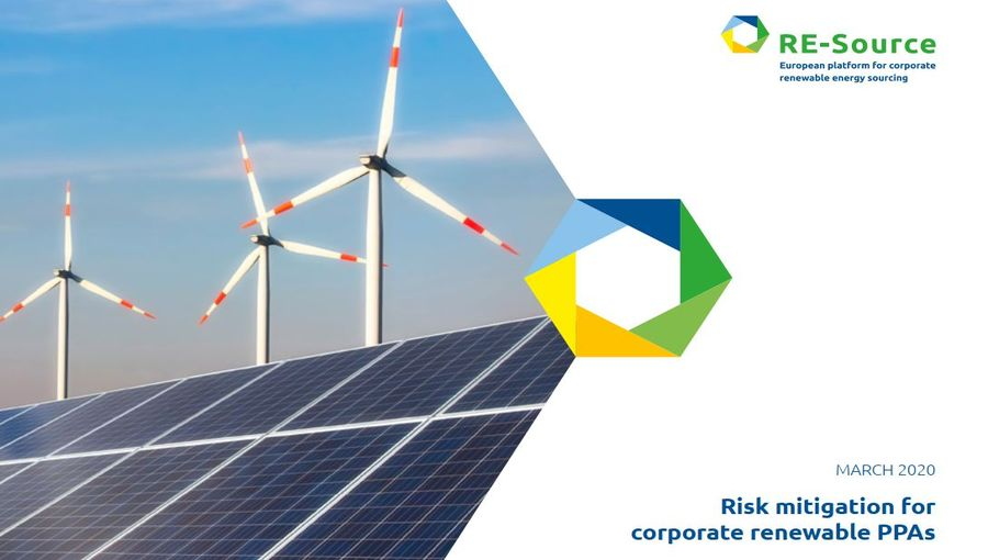 Risk Mitigation For Corporate Renewable PPA's