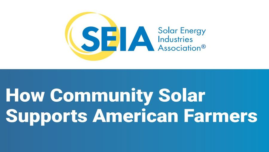 How Community Solar Supports American Farmers